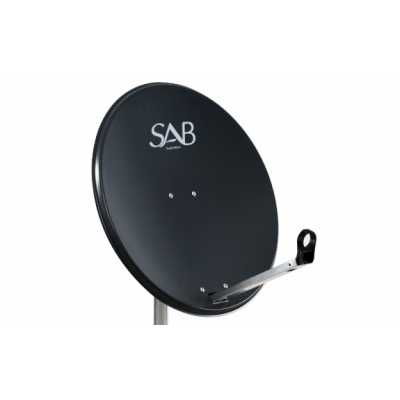 SAB Dishes Anthracite