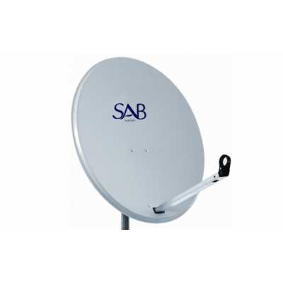 SAB Dishes Light Grey
