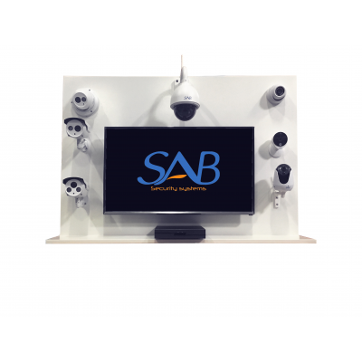 SAB IP Camera Panelboard (V916)